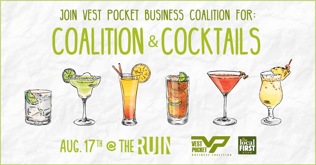 Coalition & Cocktails