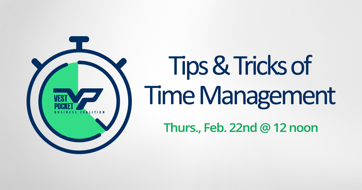 Tips & Tricks of Time Management