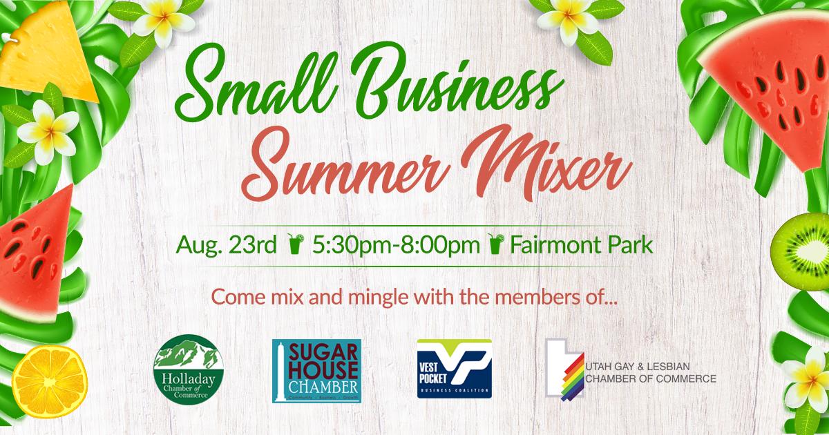 Small Business Summer Mixer