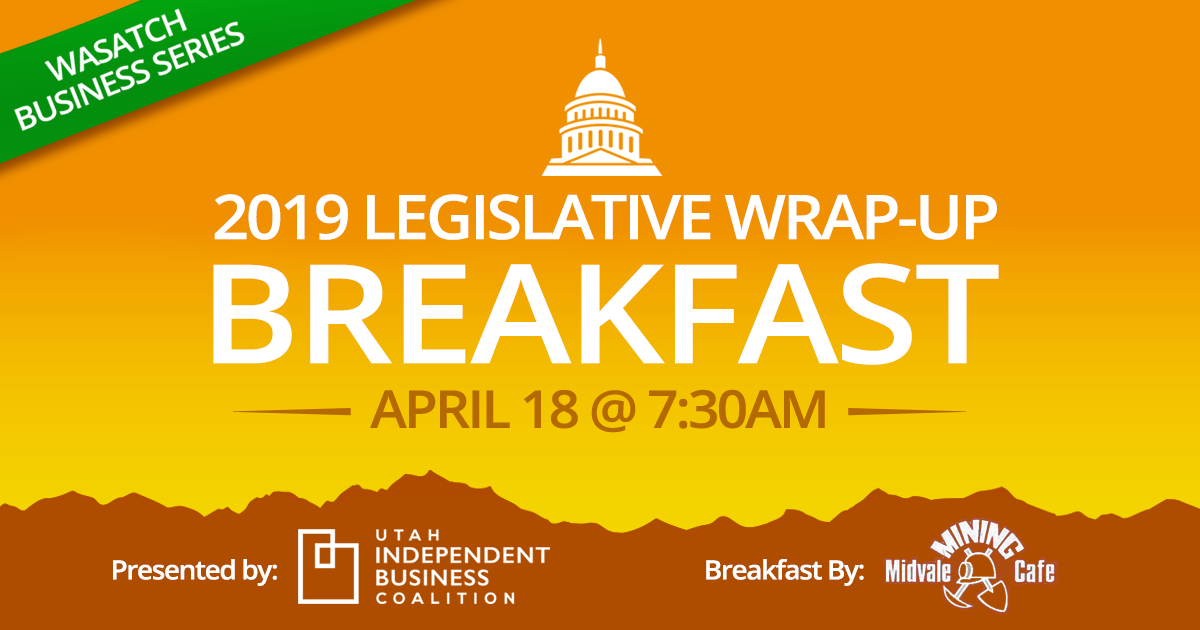 Legislative Warm-Up Breakfast
