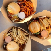 Lunch at So Ho Food Truck Park